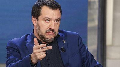 Tav: Salvini, non ancora letto dossier