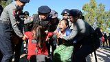 شرطة ميانمار تطلق أعيرة مطاطية لتفريق محتجين