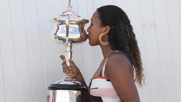 Tennis: Naomi Osaka rompe con il coach
