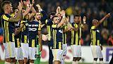 Ligue Europa: Fenerbahçe-Zénit pour lancer les 16es de finale aller