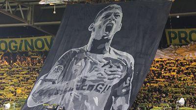 Uefa: 1' di silenzio per Emiliano Sala