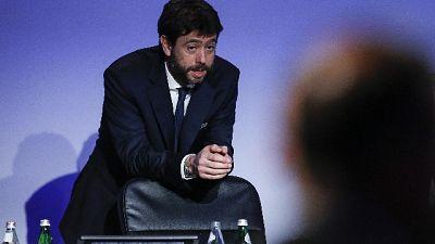 Juve: deliberato prestito 100-200 mln