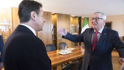 Conte, bene incontro con Juncker