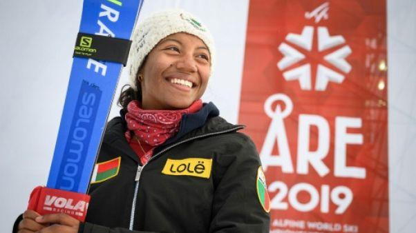 Mondiaux de ski: le périple de Mia Clerc