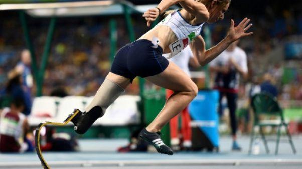Paralympiques: un plan de détection pour inverser la courbe d'ici 2024