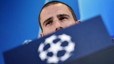 Juventus: Bonucci è recuperato
