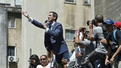 Venezuela: Guaido défie Maduro et annonce l'entrée de l'aide le 23 février