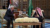 """Ryad réaffirme son soutien à un Etat palestinien """"indépendant"""""""