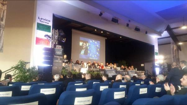 """Mattarella: """"Giornalisti siano autonomi"""""""