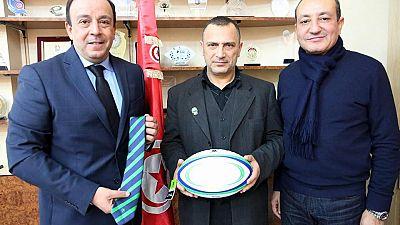 Un Tunisien candidat à la présidence de la Confédération Africaine de Rugby