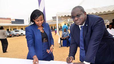La Fondation BGFIBank réhabilite et équipe l'École publique du Camp Bertaut à Douala, au Cameroun