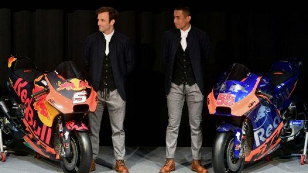 """MotoGP: Johann Zarco endosse son nouveau rôle de """"pilote d'usine"""" avec KTM"""
