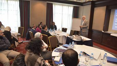 United Nations Development Programme (UNDP) in Egypt and the European Bank for Reconstruction and Development collaborate to deliver a two-day Social Impact Management training course