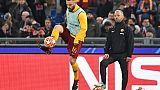 Ligue des champions: AS Rome-Porto avec De Rossi et Casillas