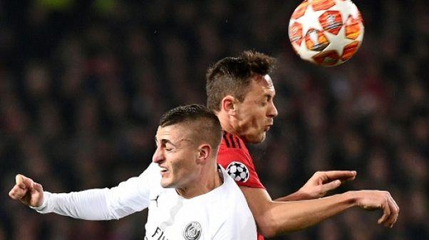 Ligue des champions: le PSG tient le 0-0 à Manchester à la pause
