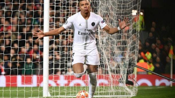 Ligue des champions: Paris et Rome en ballottage favorable