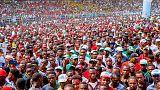 سقوط عدد من القتلى في تدافع خلال تجمع انتخابي في نيجيريا