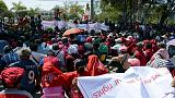 Myanmar to drop charges against ethnic minority protesters in statue dispute