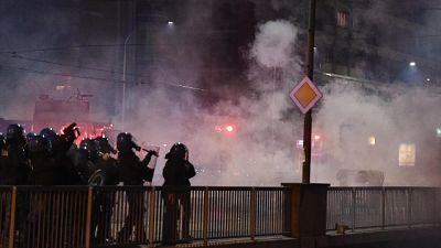 Scontri Torino, obbligo firma anarchici