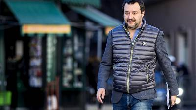 Gasparri propone no a voto su Salvini
