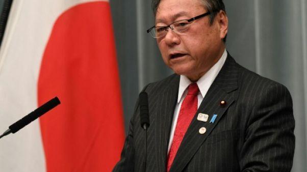 Un ministre japonais s'excuse de propos déplacés envers la nageuse Ikee