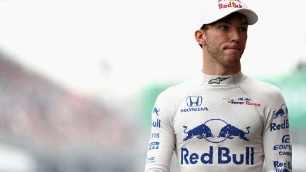 F1: pour Verstappen et Gasly, le moteur Honda est la grande inconnue chez Red Bull