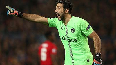 Champions: Buffon è fra i più anziani