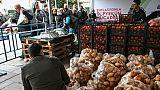 """Turquie: des patates bon marché contre les """"terroristes"""" des prix"""