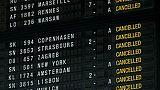 بلجيكا تلغي الرحلات الجوية بسبب إضراب عام