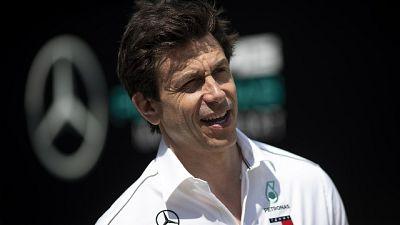 F1, Mercedes 'ripartiamo da zero'