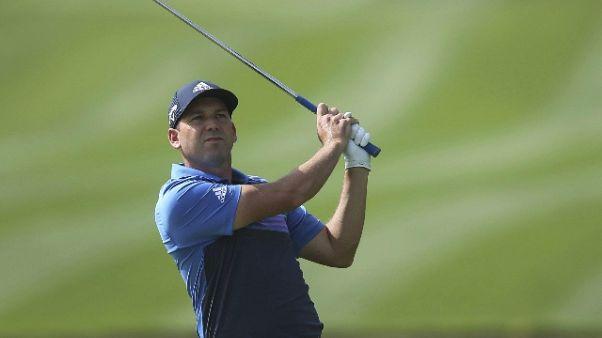 Golf, Garcia si scusa dopo la squalifica