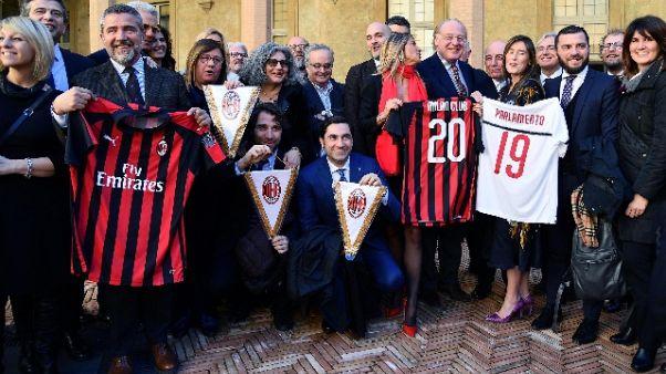 Milan: Scaroni, puntiamo alla Champions