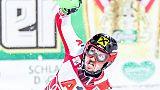 Mondiali sci: Hirscher è influenzato