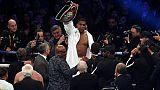 Boxe: Anthony Joshua contre Jarrell Miller le 1er juin aux Etats-Unis