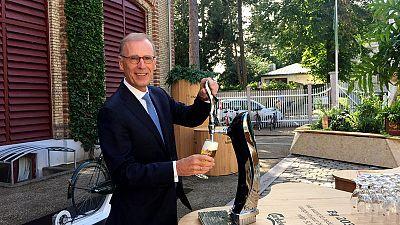 Carlsberg rolls out the smart barrel