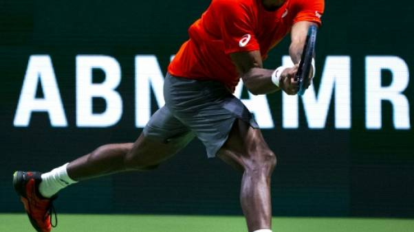 ATP: Monfils atteint le 3e tour à Rotterdam
