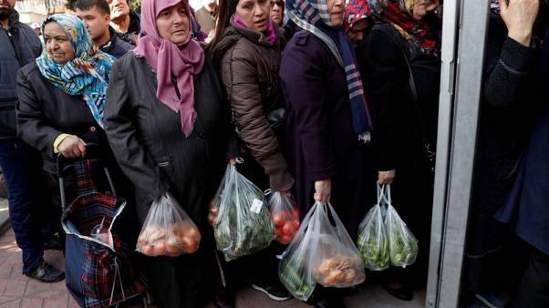 Turkey may expand cheap vegetable sales nationwide, Erdogan says