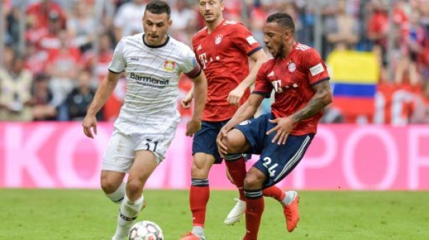 Bayern Munich: Tolisso reprend l'entraînement avec ballon