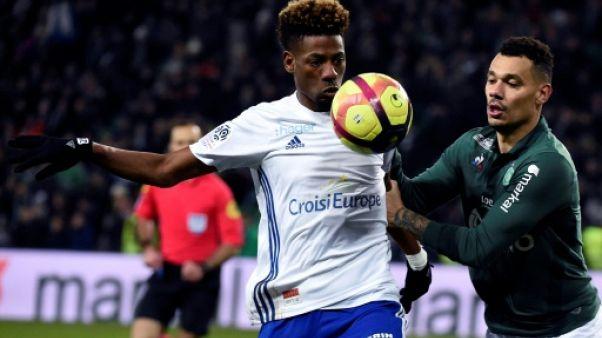 Ligue 1: Saint-Etienne retrouve la victoire face à Strasbourg