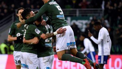 Ligue 1: Saint-Etienne au pied du podium, Nantes gagne enfin
