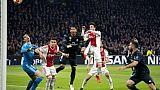 Ajax-Real Madrid: premier but refusé après arbitrage vidéo en Ligue des champions