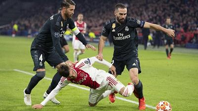 Real: Ramos, sono contento, Var è utile