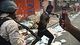 Haïti: nouvelles manifestations violentes, un mort