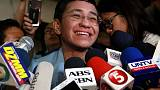 Philippine journalist released on bail after arrest causes outcry