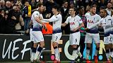 Tottenham's Son lauds 'unbelievable' team mate Vertonghen