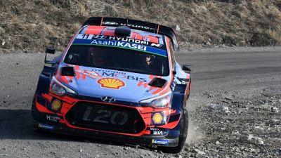 Rallye de Suède: Neuville pour un doublé, Ogier, Tänak et Loeb en embuscade