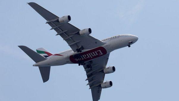 إيرباص توقف إنتاج طائرتها العملاقة ايه380 مع تباطؤ المبيعات