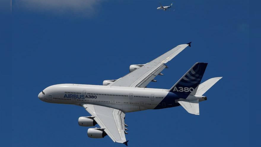 Airbus A380 - from European dream to white elephant