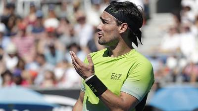 Argentina Open, Fognini eliminato