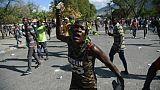 Haïti: poursuite d'affrontements meurtriers lors de manifestations antigouvernementales